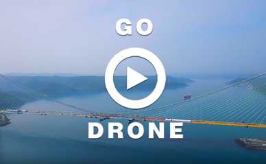 GO drone: Istanbul