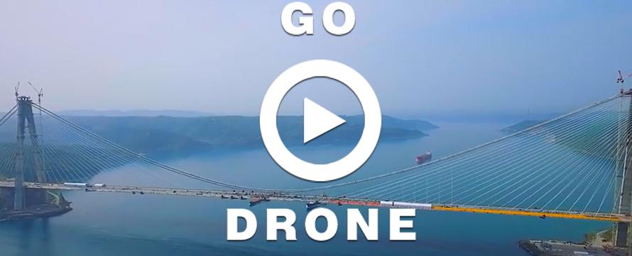 GO drone: Istanbul