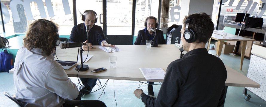 In gesprek met Adri Duivesteijn, Riek Bakker en Nathalie de Vries