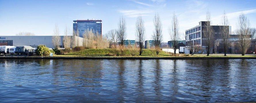 Schieoevers Gemeente Delft.