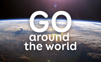Go around the world_1000