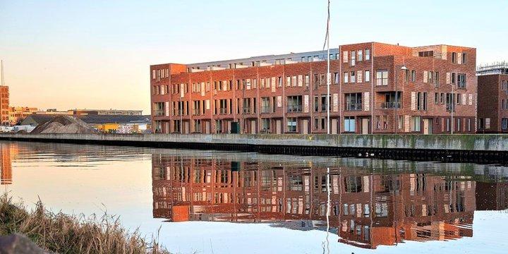 Groningen Eemskanaal Zuidoever_Hardscarf @Wikimedia Commons