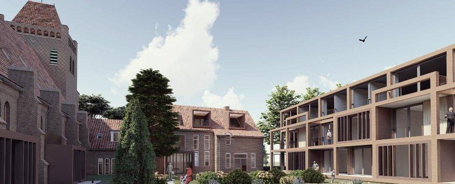 Groupius Apeldoorn - ouderenwoningen