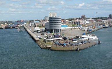 Haven IJmuiden Wikimedia Commons