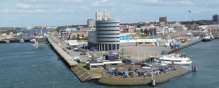 Haven IJmuiden Wikimedia Commons
