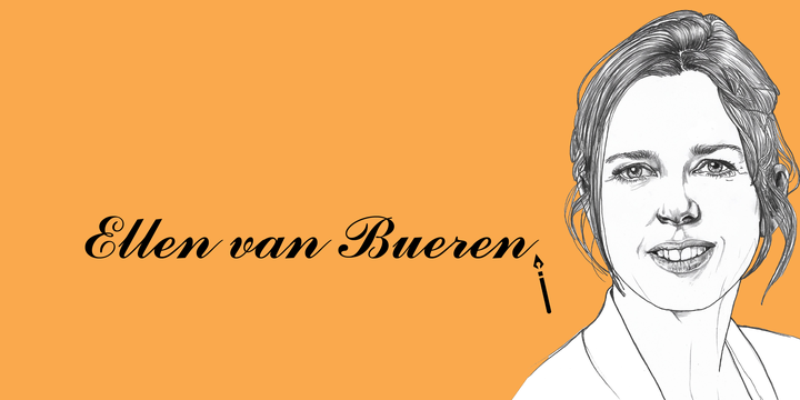 GO Column Ellen van Bueren   Cover: Robin Duister