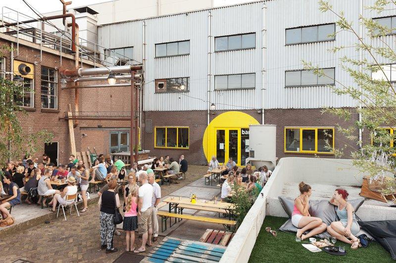Honigcomplex Nijmegen, door William Moore fotografie