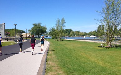 amstel park groen