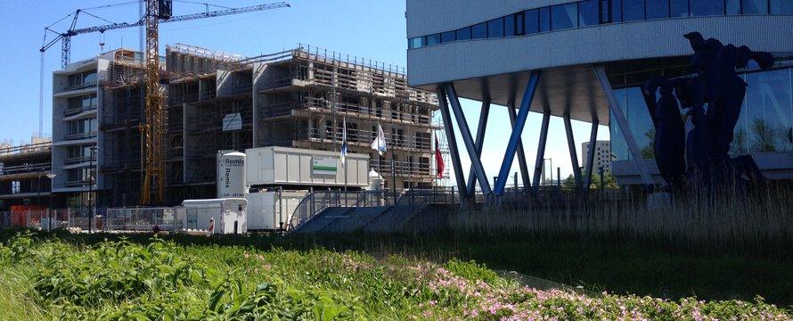 Amstelkwartier nieuwbouw 1