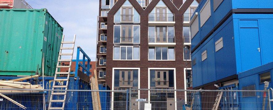 bouwen grondprijzen amsterdam houthaven