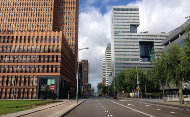 amsterdam kantoren weg