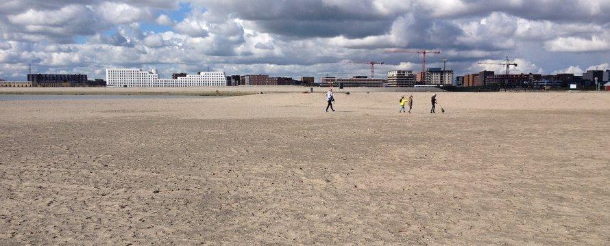 IJburg bouwgrond
