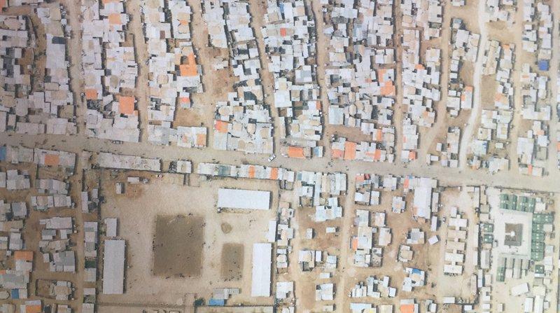 Vluchtelingenkamp Jordanie2
