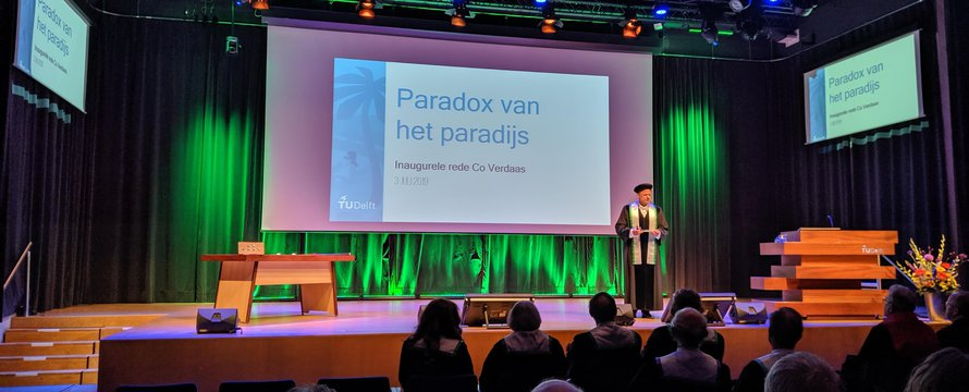 Co Verdaas - oratie (03-07-2019)