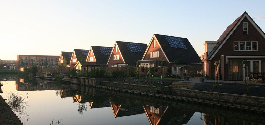 stad van de zon huizen