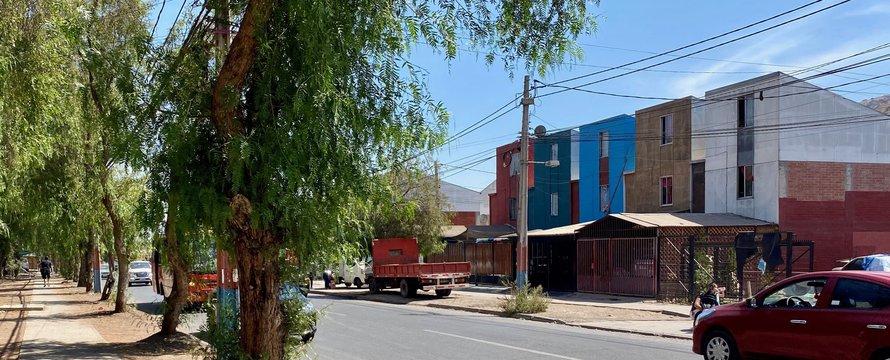 Lessen uit Chili, woningbouw in Renca - Hanneke Stenfert