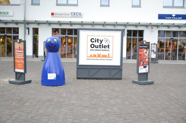 city outlet duitsland