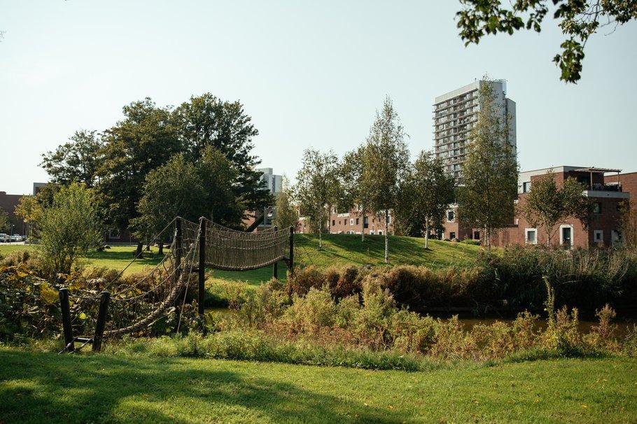Karspelhof -> K-Buurt Amsterdam Zuid Oost foto