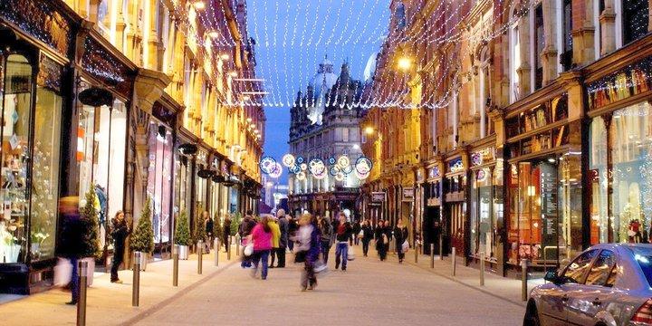 Winkelstraat Leeds Andrew Roberts