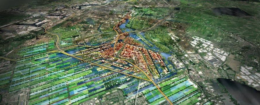 Schiphol Stad Kuiper