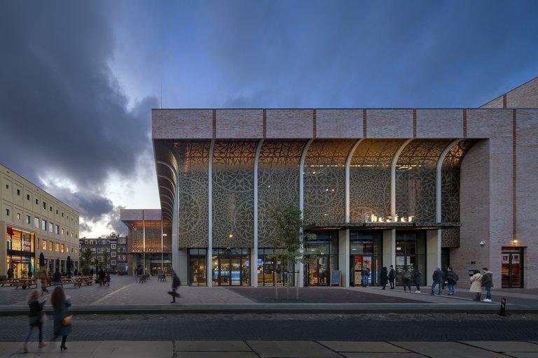 Theater Zuidplein en Bibliotheek Rotterdam