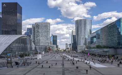 La Defense Parijs - Wikimedia Commons, 2020
