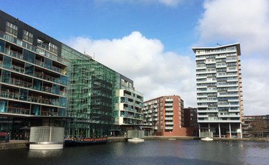 Laakhaven Den Haag