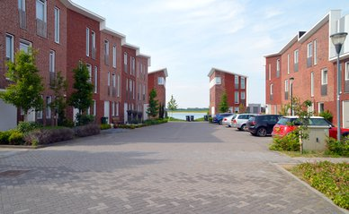 Nijmegen lent woningbouw | Roger Veringmeier Wikimedia Commons
