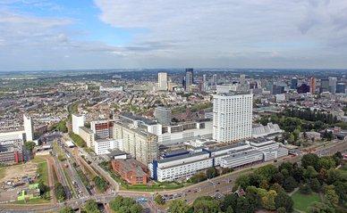Luchtfoto Rotterdam - Pixabay