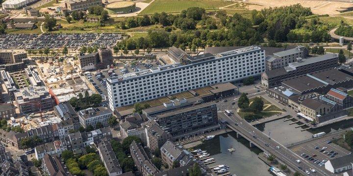 Luchtfoto Sphinxkwartier 2020