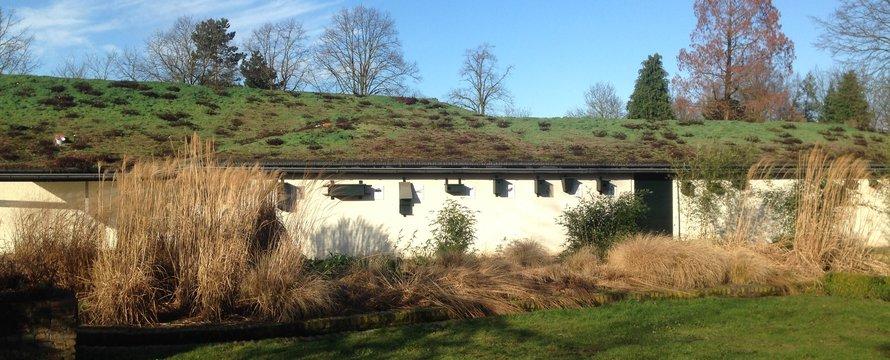 Museum Klok en Peel Asten, natuurinclusief bouwen