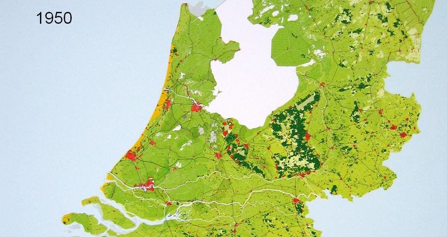 Nederland 1950