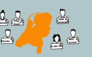Illustratie politiek en GO -> Ineke