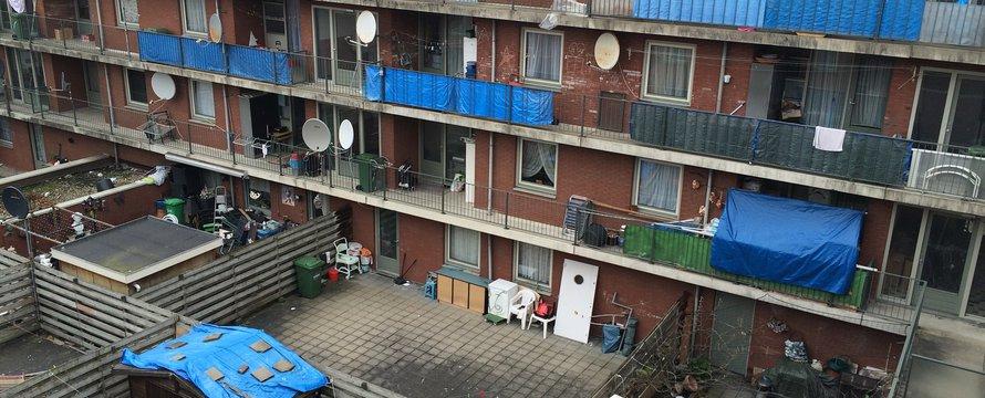 binnenstedelijk bouwen
