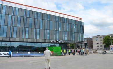 Station Delft Steven Lek