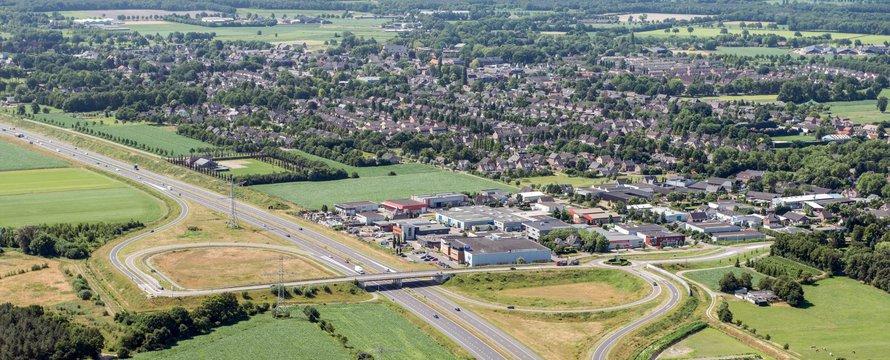 nistelrode luchtfoto omgevingswet