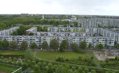 Utrecht Overvecht - Wikimedia Commons