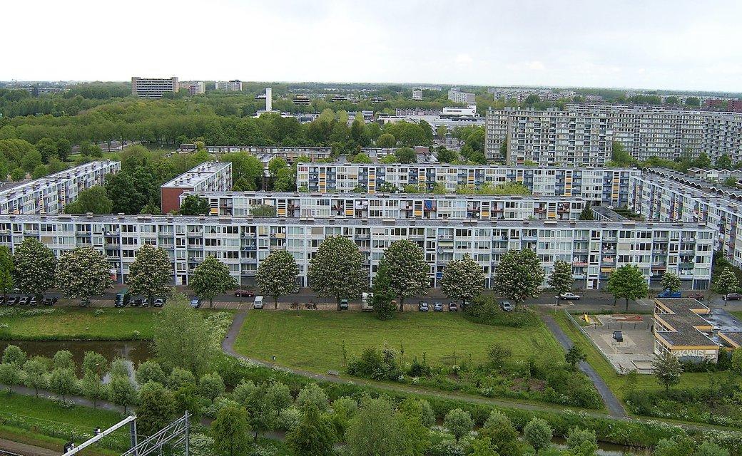 Utrecht Overvecht