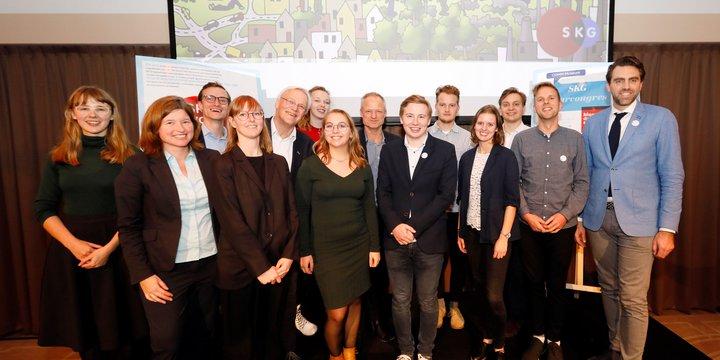 Teamfoto SKG (2019, jaarcongres)