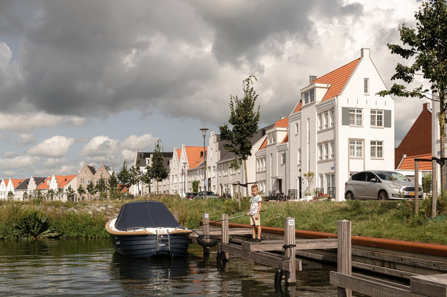 Waterfront Harderwijk sfeerbeeld
