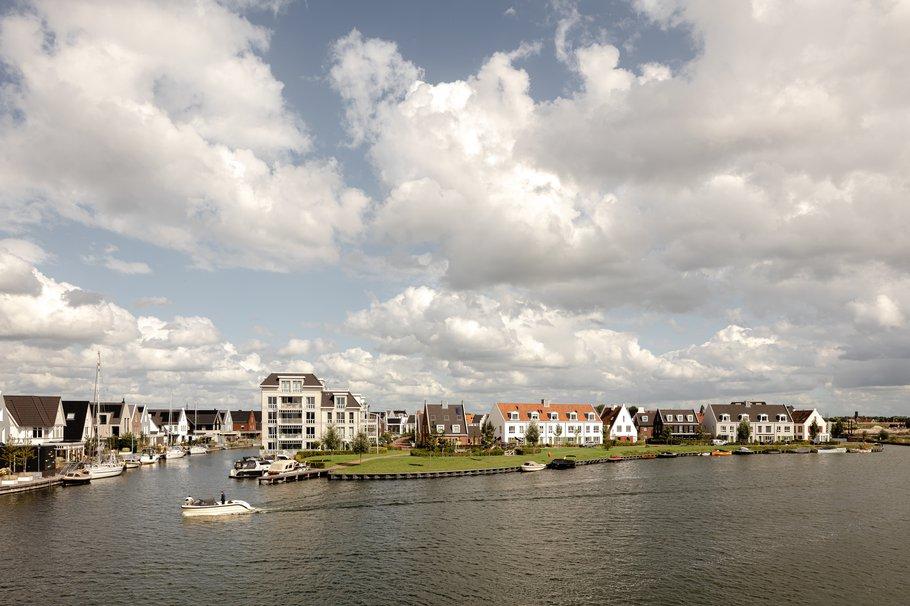 Waterfront Harderwijk overview