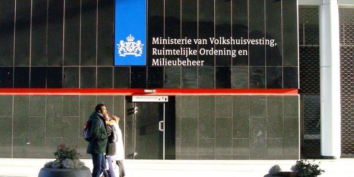 Ministerie van VROM_CvandenHil@wikimedia commons