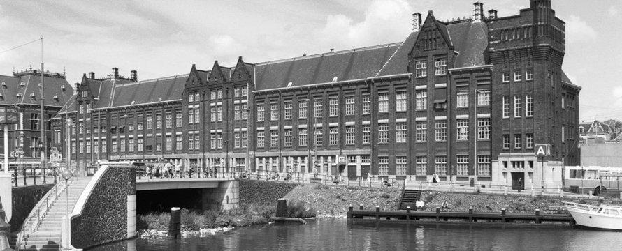 Pakketpostgebouw Amsterdam