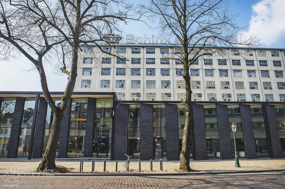 Sphinxkwartier Maastricht