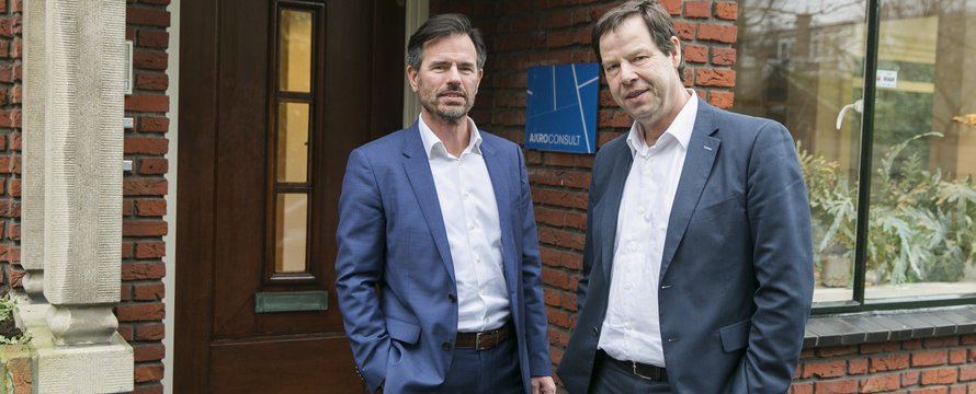 Patrick Esveld en Roger Kersten