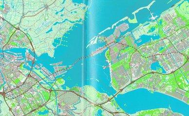 Ontwikkelvisie op Almere Pampus en de IJmeerverbinding