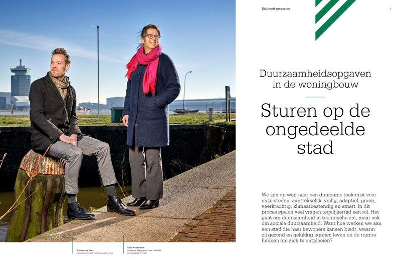 rijnboutt magazine - van bueren