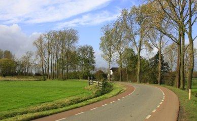 Buurtschap Rijnenburg, polder bij Utrecht