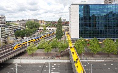 Rotterdam luchtsingel