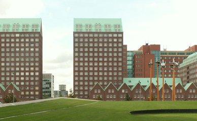 Rotterdam nieuwbouw op Zuid